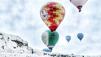 Akyaka Balloon Tour