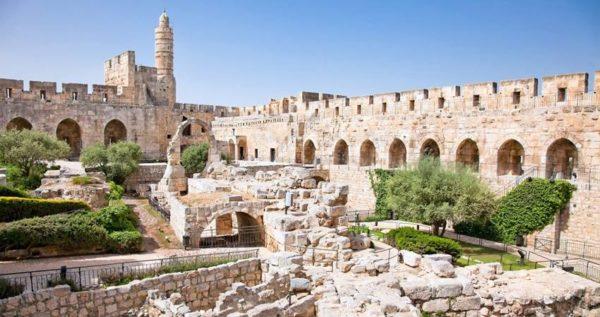 antalya israel tour