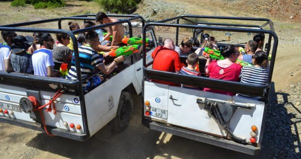 kusadasi jeep safari