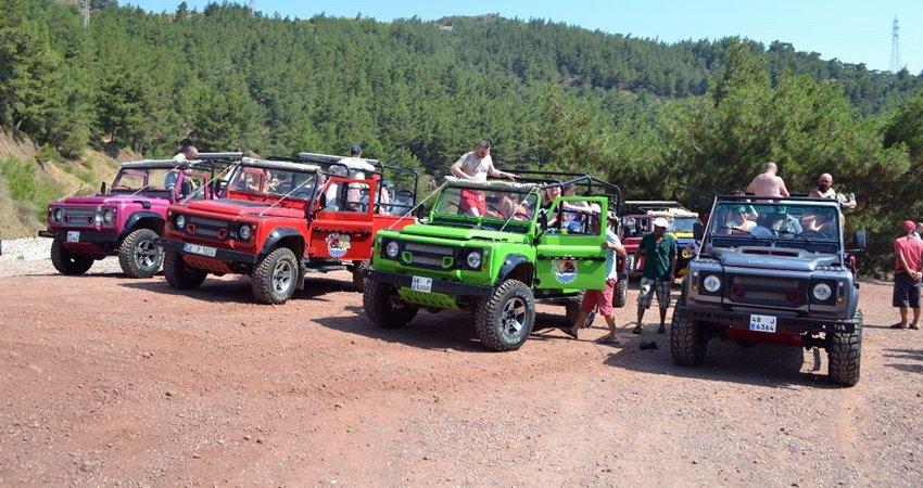kusadasi jeep safari