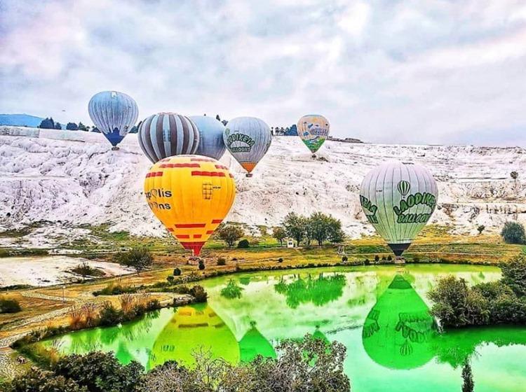 Kalkan Balloon Tour