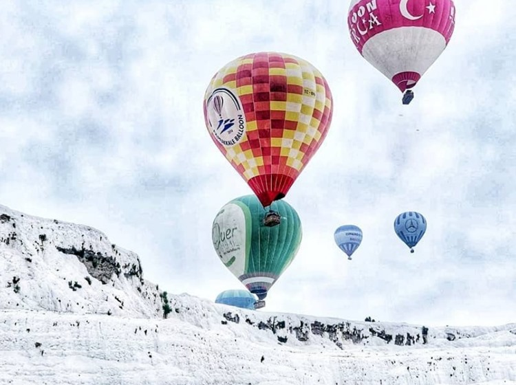 Akyaka Balloon Tour