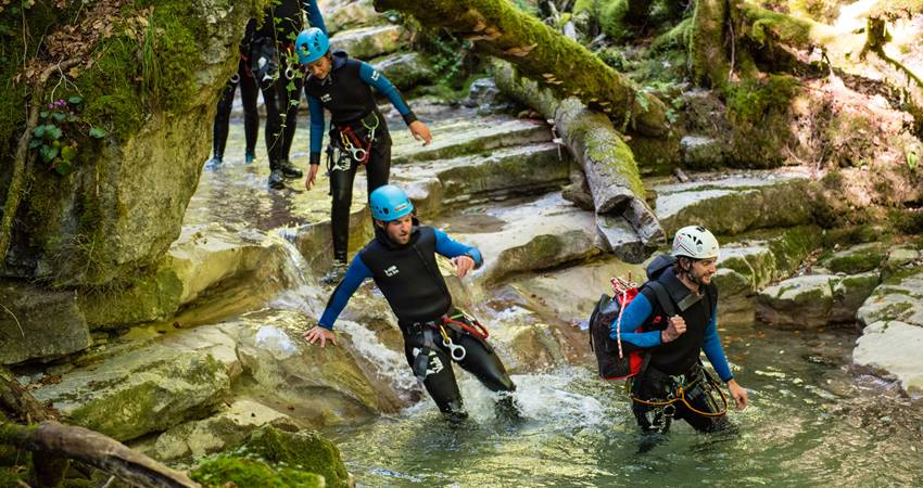 marmaris canyoning tour