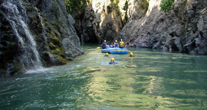 Akyaka Rafting Tour