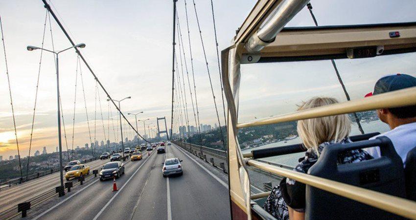 Istanbul Hop-on Hop-off Tour