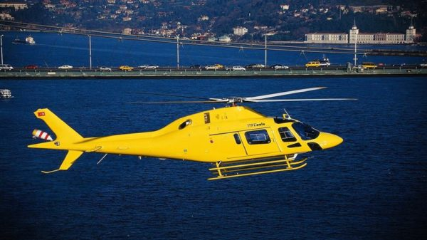 Istanbul Helicopter Tour