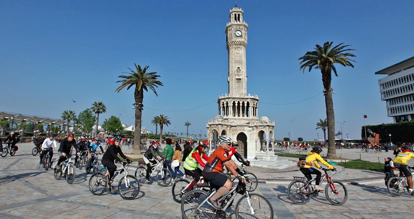 izmir biking and zoo tour
