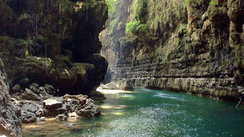 Alanya Green Canyon Tour