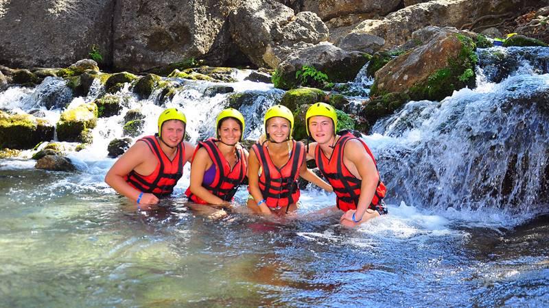 Alanya Rafting & Canyoning & Zıpline