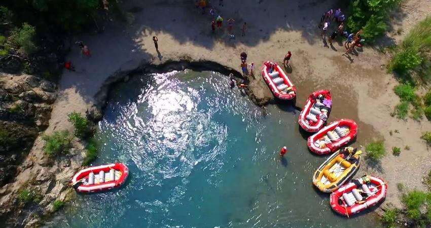 alanya rafting buggy tour