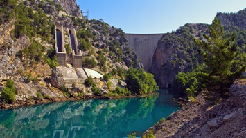Alanya Green Canyon Tour