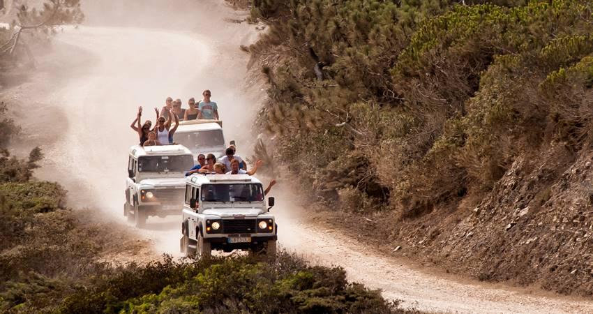 olympos chimaera jeep safari