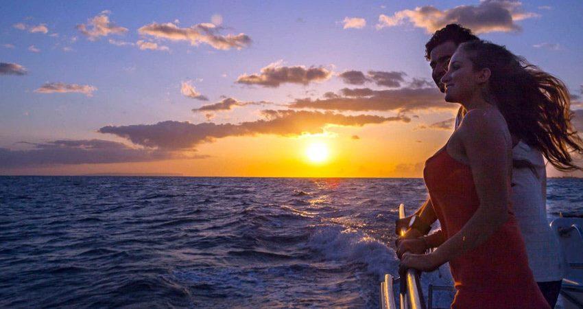 alanya sunset cruise