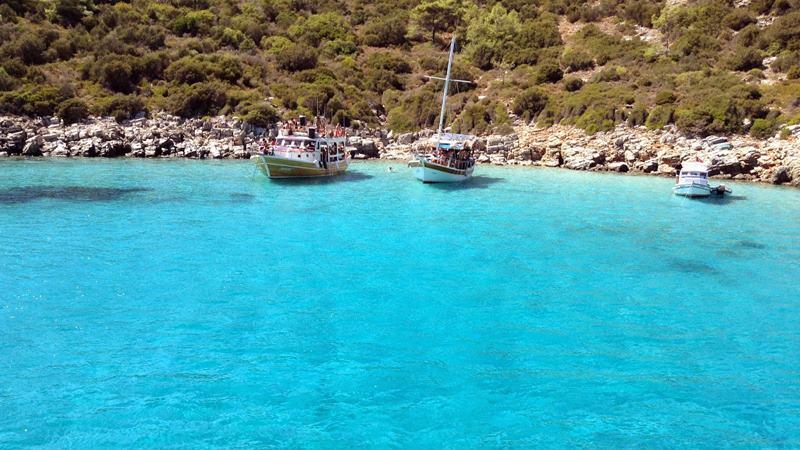 Bodrum Orak Island Boat Tour
