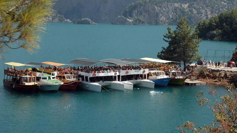 Green Canyon Boat trip from Belek