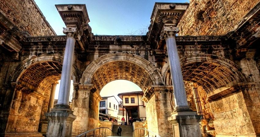 Antalya Sightseeing City Tour From Belek