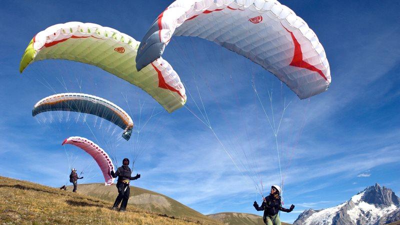 Belek Paragliding