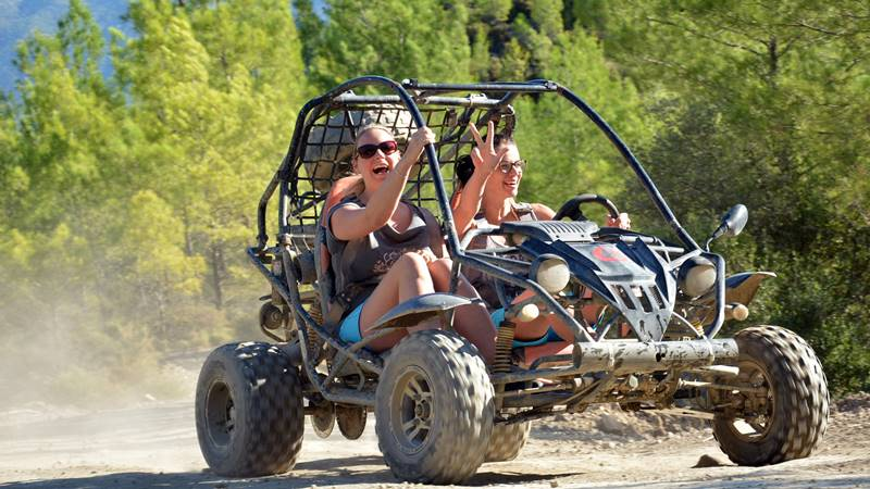 Bodrum Buggy Safari