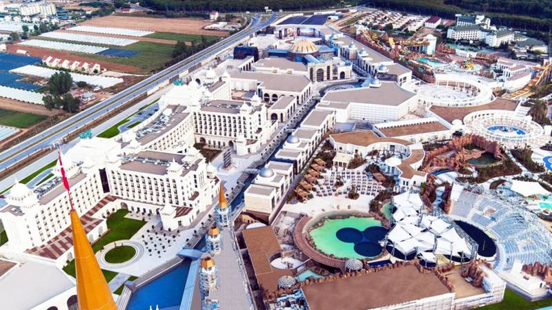 The Land of Legends Tour from Belek