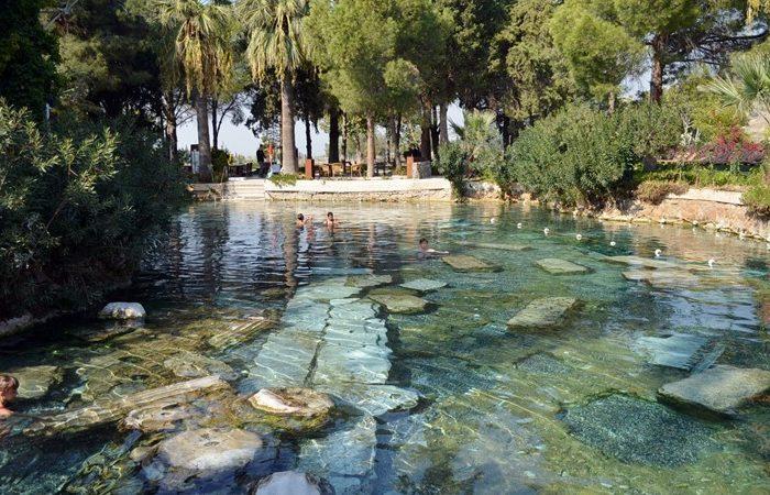 Antalya Pamukkale Full Package Tour