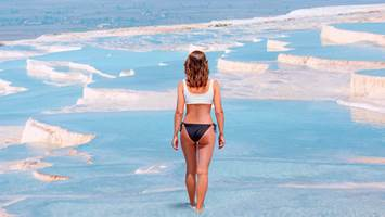 Antalya Pamukkale Full Package Tour
