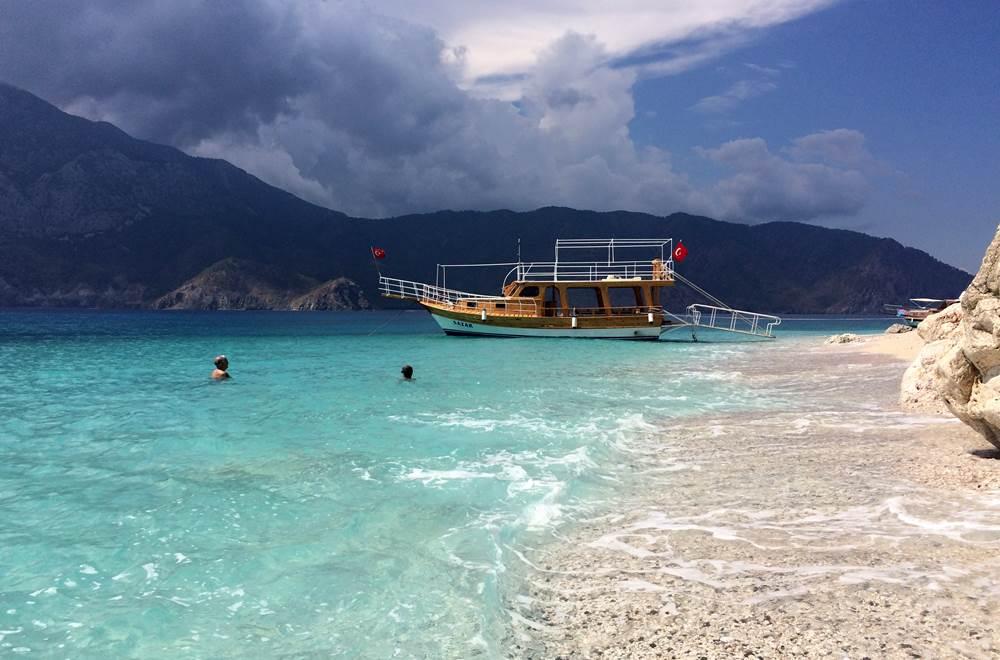 belek suluada boat trip