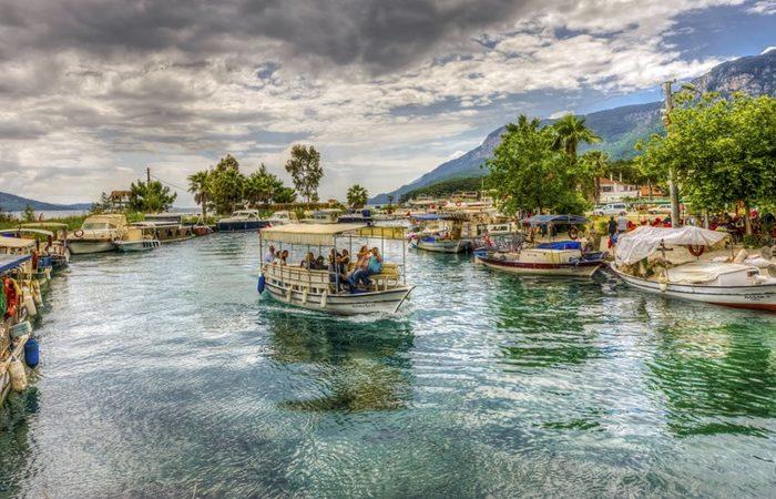 Marmaris City Tour From Turunc