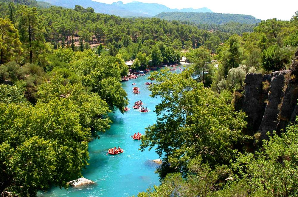 antalya eagle canyon tour