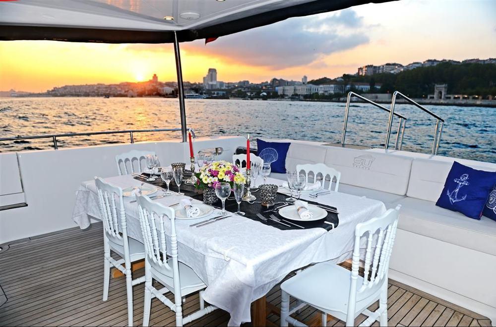 private bosporus cruise