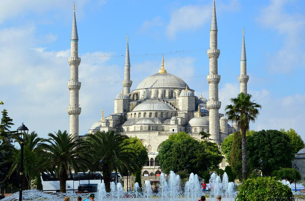 blue mosque guided tour
