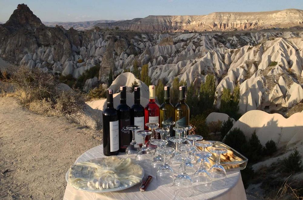 wine tasting in cappadocia
