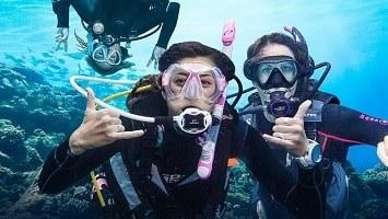 olympos diving