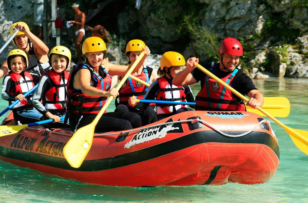 Antalya Rafting & ATV Safari