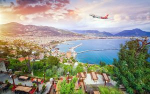 What is Alanya known for?